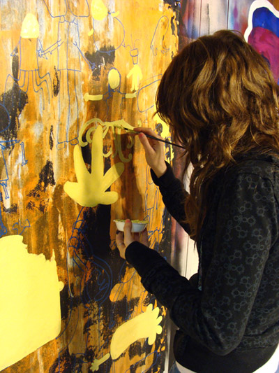 maddy-painting